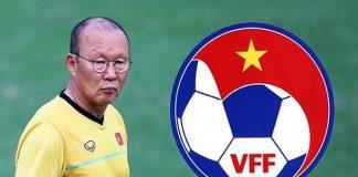 VFF muốn ký hợp đồng 3 năm với HLV Park Hang Seo