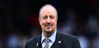 HLV Benitez dẫn dắt CLB Dalian Yifang ở Trung Quốc