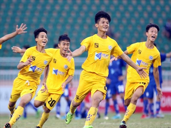 Hạ Thanh Hóa, U15 SLNA vô địch giải U15 quốc gia 2019
