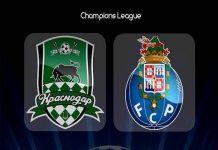 Soi kèo Krasnodar vs Porto, 0h00 ngày 8/08