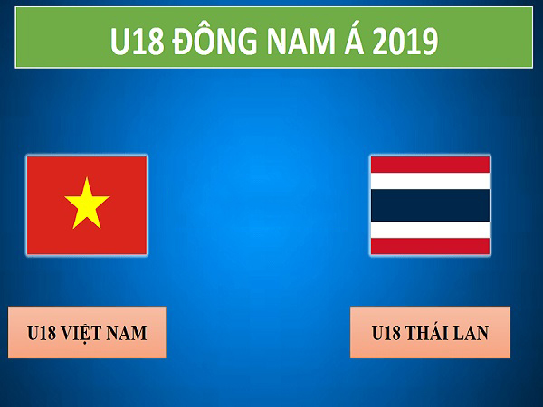 Soi kèo U18 Việt Nam vs U18 Thái Lan, 19h30 ngày 13/08