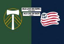 Nhận định Portland Timbers vs New England, 9h30 ngày 26/09