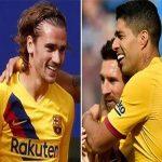 Barca lần đầu được lên đỉnh nhờ Messi