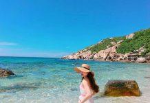 Check-in đảo Bình Ba - đẹp nguyên sơ đến nao lòng du khách