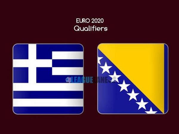 Nhận định Hy Lạp vs Bosnia, 1h45 ngày 16/10