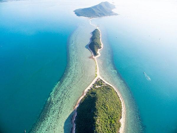 Khám phá đảo Điệp Sơn - Viên ngọc sáng giữa vịnh Vân Phong