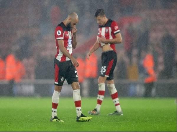 Southampton chuộc lỗi bằng cách không ngờ