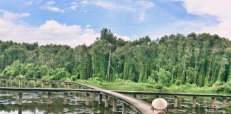 Những điểm du lịch gần Sài Gòn khiến giới trẻ phát sốt