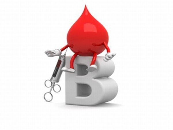 Nhóm máu B có hiếm không - Ăn gì tốt cho nhóm máu B?