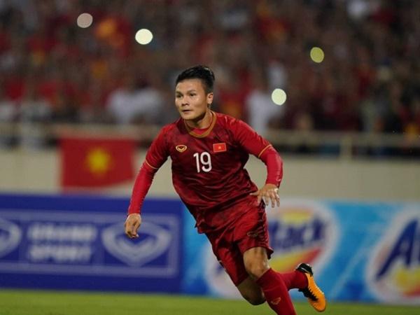 Quang Hải lọt top cầu thủ đáng xem nhất SEA Games 30 tại Philippines
