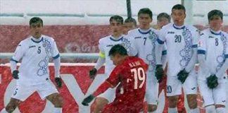 Bàn thắng của Quang Hải trở thành biểu tượng của VCK U23 châu Á