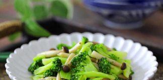 Các món rau xào đơn giản cần có trong sổ tay nội trợ