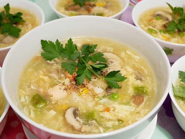 Khám phá các món súp ngon khó cưỡng đón gió mùa về