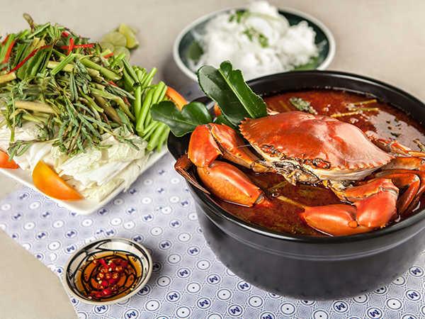 Cua biển nấu gì ngon ai ăn cũng phải tấm tắc khen