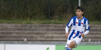HLV Heerenveen tái khẳng định không sử dụng Văn Hậu trong năm 2019