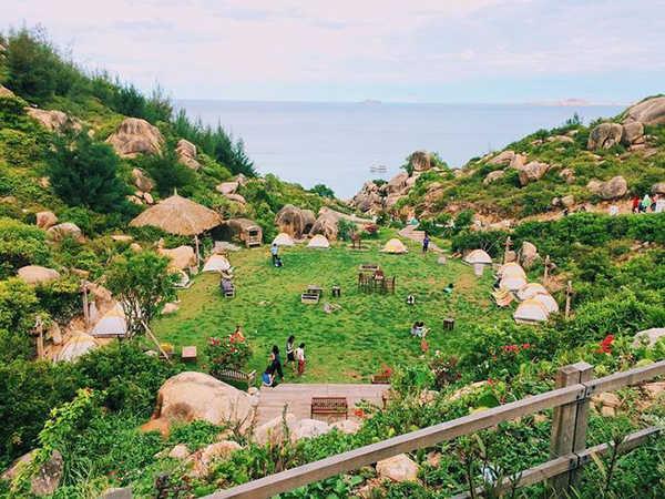 Khu dã ngoại Trung Lương - đảo Jeju phiên bản Việt có gì hot?