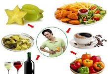 Đau dạ dày kiêng ăn gì