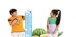 Top các thực phẩm tăng chiều cao