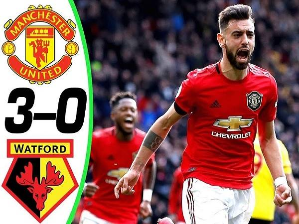 5 điểm nhấn đáng chú ý sau trận MU 3-0 Watford