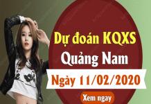 Thống kê kqxs quảng nam ngày 02/11 chuẩn 100%