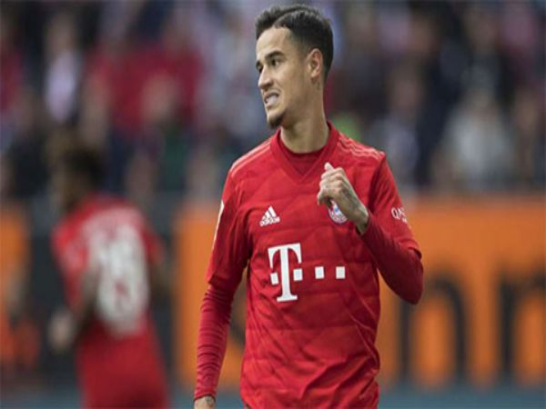 Tương lai của Coutinho đã được BLĐ Bayern định đoạt