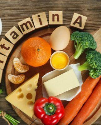 Thực phẩm bổ mắt nên bổ sung hàng ngày