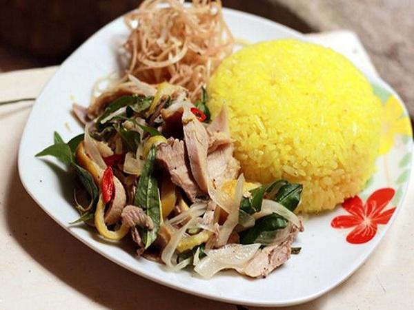 Quán Cơm gà Bà Thuận