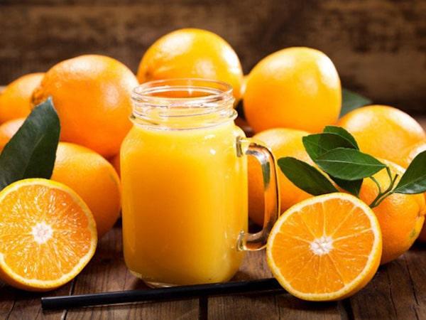 Tác dụng của cam trong ngăn ngừa bệnh ung thư