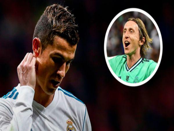 Modric Không Ronaldo, Real vẫn sống tốt
