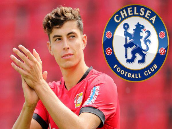 Leverkusen khiến fan Chelsea chưng hửng về Havertz
