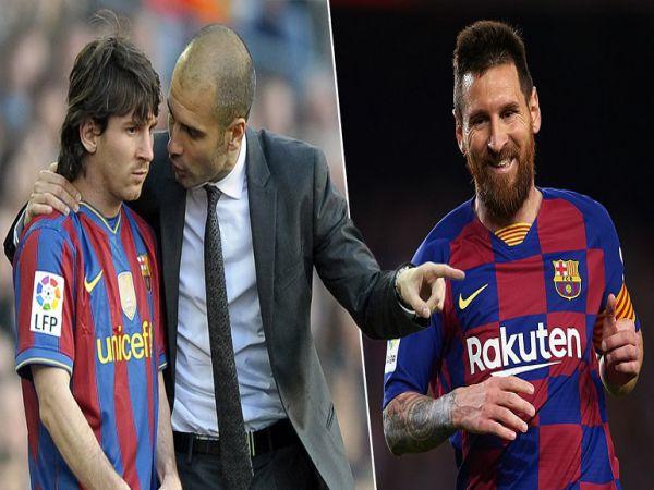 Tin bóng đá tối 29/8: Pep Guardiola có mặt tại Barcelona để đón Messi