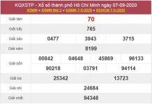 Thống kê XSHCM 12/9/2020 chốt lô VIP Hồ Chí Minh thứ 7