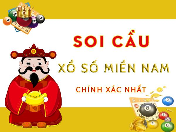 Soi cầu XSMN 29/10/2020 chốt lô VIP miền Nam thứ 5