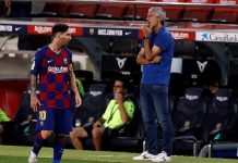 Tin bóng đá 3/11: Mâu thuẫn giữa Messi và cựu HLV Setien được tiết lộ