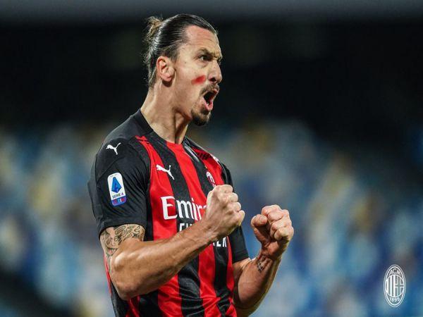 Tin thể thao sáng 23/11: Cú đúp bàn thắng của lão tướng Ibrahimovic