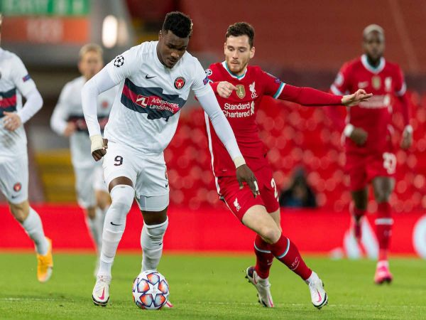 Nhận định, soi kèo Midtjylland vs Liverpool, 00h55 ngày 10/12 - Cup C1