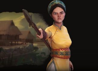 chơi game CIVILIZATION VI