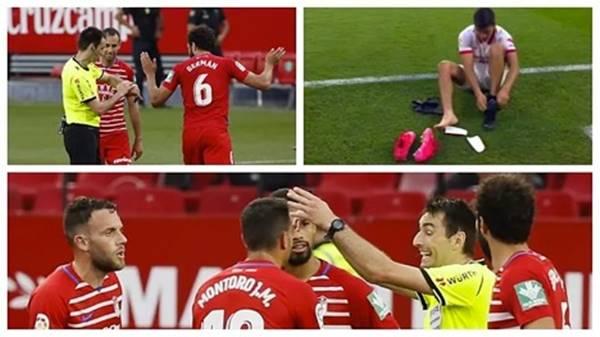 Tình huống kỳ lạ chưa từng thấy ở La Liga và bóng đá thế giới