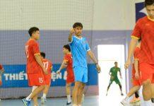 Bóng đá Việt Nam sáng 14/5: Tuyển futsal cần cải thiện hàng công