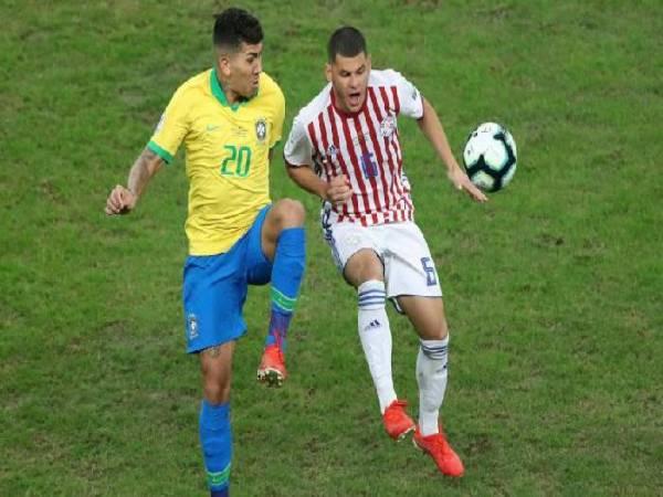 Nhận định soi kèo Paraguay vs Brazil 7h30 ngày 09/06