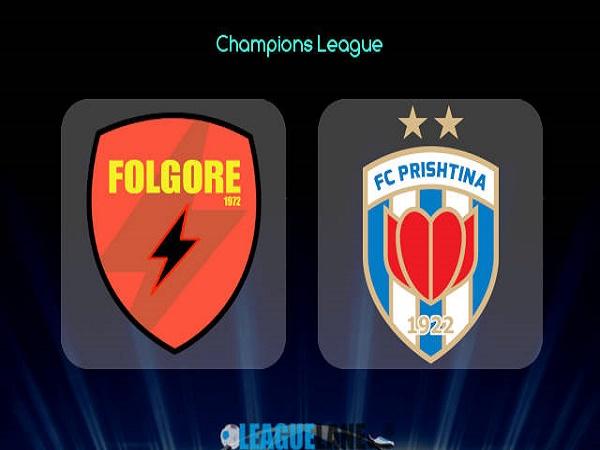Soi kèo Folgore vs Prishtina – 01h00 23/06/2021, Cúp C1 Châu Âu