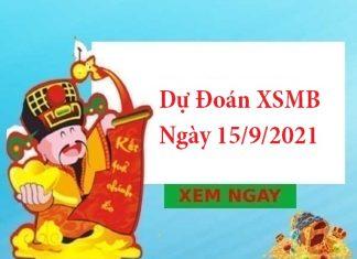 Dự Đoán XSMB 15/9/2021