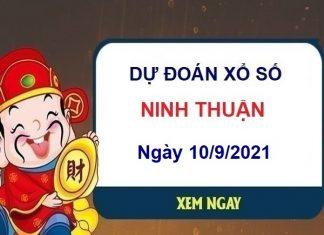 Dự đoán XSNT ngày 10/9/2021