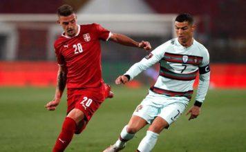 Soi kèo Bồ Đào Nha vs Ireland, 01h45 ngày 2/9 - Vòng loại World Cup 2022