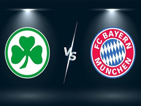 Soi kèo Greuther Furth vs Bayern Munich – 01h30 25/09, VĐQG Đức