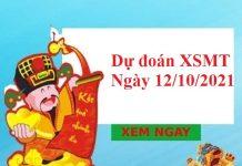 dự đoán XSMT 12/10/2021