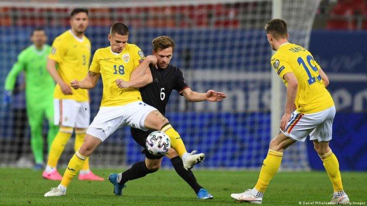 Nhận định kết quả trận Đức vs Romania ngày 9/10